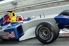 Formel 1 - Marko: Wir könnten 2006 mit Liuzzi & Klien fahren
