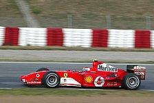 Formel 1 - Testing Time, Tag 2: Marc Gené gewinnt Testfahrerduell