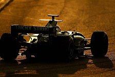 Formel 1 - Bilder: Barcelona-Testfahrten Winter 2004