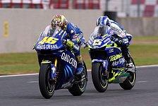 MotoGP - Faire Geste vom ehemaligen Gegner: Gibernau will Rossi wieder siegen sehen
