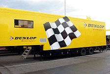 Moto2 - Strecke ist perfekt f�r Tests: Dunlop testet 2015er Reifen in Mugello
