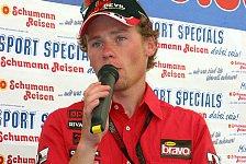 MotoGP - Steve Jenkner vor der Nocable Racing Teampräsentation