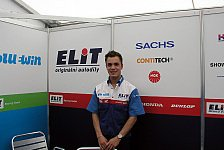MotoGP - Dario Giuseppetti nimmt an Testfahrten in Jerez teil