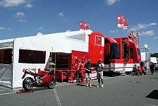 MotoGP - Boxengassentickets für den Sachsenring 2005