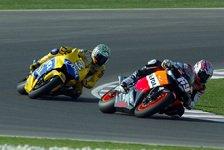 MotoGP - Honda gibt Fahrerpaarungen für 2005 bekannt