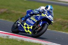 MotoGP - Daniel Pedrosa dominierte den ersten Test