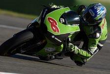 MotoGP - Kawasaki beginnt das Testjahr 2005