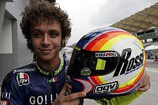 MotoGP - Rossi ein Ski-Rambo?