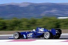 Motorsport - Paul Ricard: Erster GP2-Test steht bevor