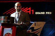 Motorsport - A1 Grand Prix: Der Scheich steht Rede & Antwort
