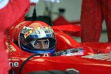 Formel 1 - Testing Time, Tag 1: Marc Gené allein in Jerez