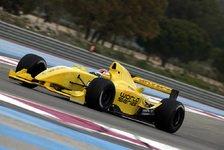 Mehr Motorsport - Formel Renault World Series gibt Rennkalender bekannt