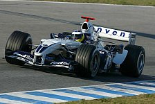 Formel 1 - Williams bestätigt Royal Bank of Scotland