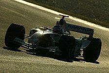 Formel 1 - Toyota peilt das Podest an