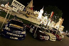 Mehr Motorsport - WTCC: Chevrolet absolvierte ersten Shakedown