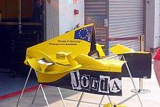Formel 1 - Narain Karthikeyan akzeptiert Jordan-Angebot