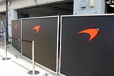 Formel 1 - Kein Johnnie Walker für McLaren?