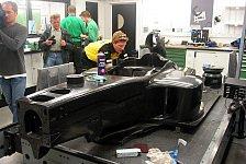 Formel 1 - Die F1 Backstage: Wie aus einem Guss