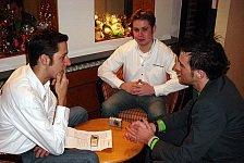 Formel 1 - Bilder: Nick Heidfeld Weihnachtsfeier 2004