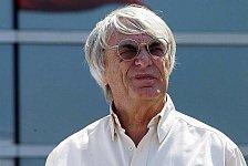Formel 1 - Bernie Ecclestone verspricht auch anderen Teams mehr Geld