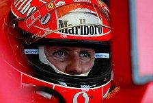 Formel 1 - Frank Williams: Michael will nicht im Auto sterben