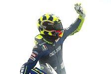 MotoGP - Valentino Rossi: 17 Rennen sind zu viel