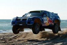 WRC - Dakar: VW-Pilot Gordon jagt Colin McRae