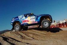 WRC - Robby Gordon übernimmt nach zweitem Etappensieg erneut die Führung
