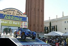 WRC - Interview: Drei Fragen an Volkswagen Werkspilot Robby Gordon