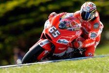 MotoGP - Testauftakt in allen Klassen