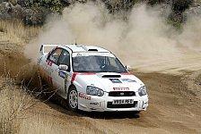 WRC - Dakar-Spitzenreiter McRae scheidet nach Unfall aus!