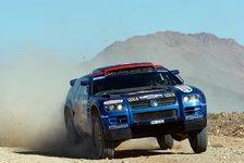 WRC - VW: Saby geht in Führung - Gordon übersteht Überschlag