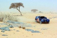 WRC - Kleinschmidt festigt dritten Rang - Peterhansel übernimmt die Spitzenposition