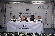 Formel 1 - Williams, Michael & Theissen: Die Chefetage im Interview