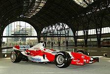 Formel 1 - Toyota öffnet Fabriktore für die Öffentlichkeit