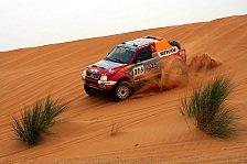 WRC - 10. Etappe: Peterhansel & Alphand im Gleichschritt an der Spitze