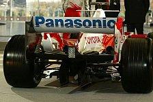 Formel 1 - Toyota fertigt bereits erste V8-Teile