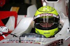 Formel 1 - Ralf Schumacher ist vom TF105 begeistert