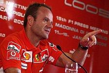 Formel 1 - Barrichello: Heidfeld hat einen Platz in der F1 verdient