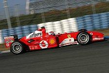 Formel 1 - Monza: Gené schloss Tests ab