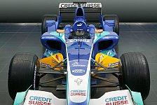 Formel 1 - Sauber Petronas C24: Der erste Wagen aus dem Sauber-Windkanal