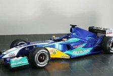 Formel 1 - Sauber präsentierte den C24!