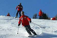 Formel 1 - Schwere Kopfverletzungen nach Ski-Unfall: Michael Schumacher: Kopftrauma mit Koma