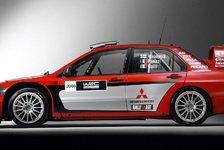 WRC - Mitsubishi: Zurückhaltung vor der Monte