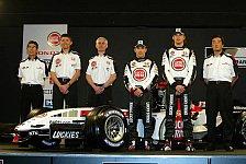 Formel 1 - B·A·R entsendet Großaufgebot