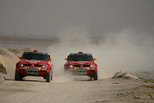 WRC - Bilder: Dakar 2005