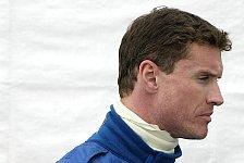 Formel 1 - Irvine prophezeit Coulthard das Verrücktwerden!