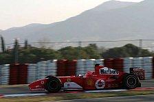 Formel 1 - Ferrari Präsentation angeblich am 21. Februar