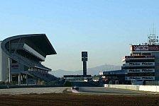 Formel 1 - Testing Time: Letztes Kräftemessen in Barcelona!