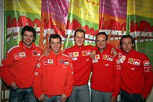 Formel 1 - Ferrari Press-Ski-Meeting -Wrooom 2005-